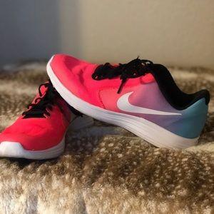 Nike Shoes - Colorful Nike tennis shoes